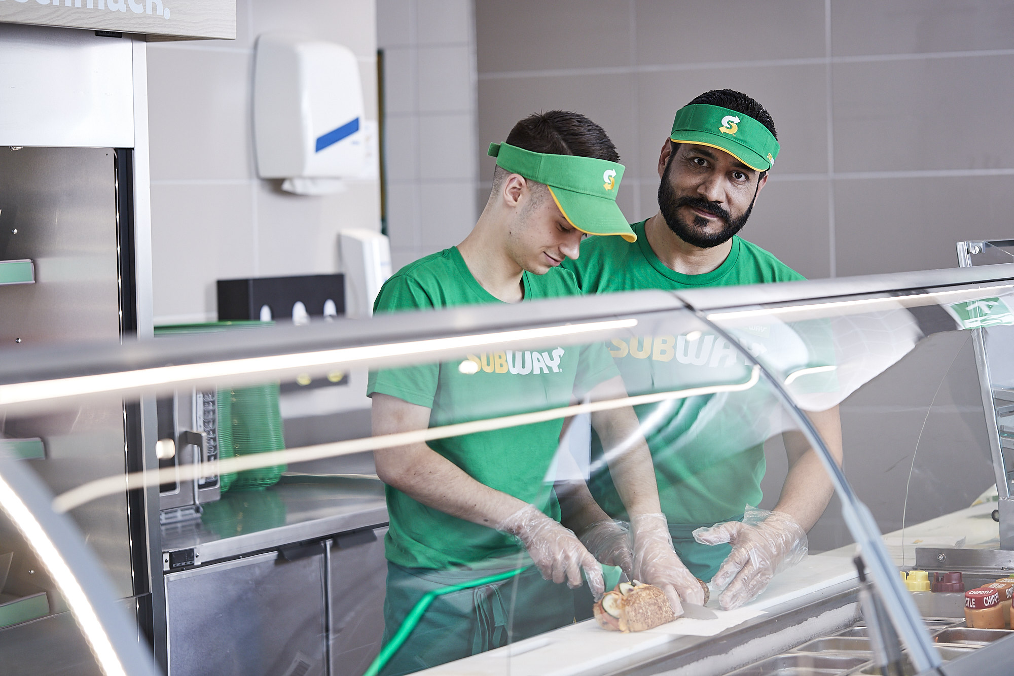 Subway® Sandwich Artists gesucht