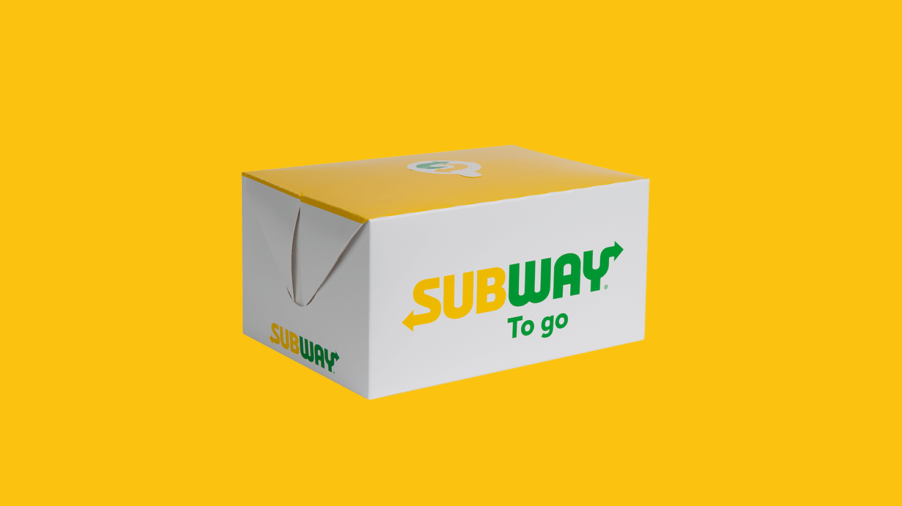 Subway to go!™ Box