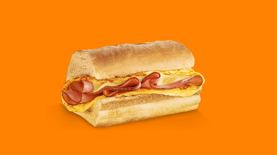 Sandwich - Ham, Egg & Cheese