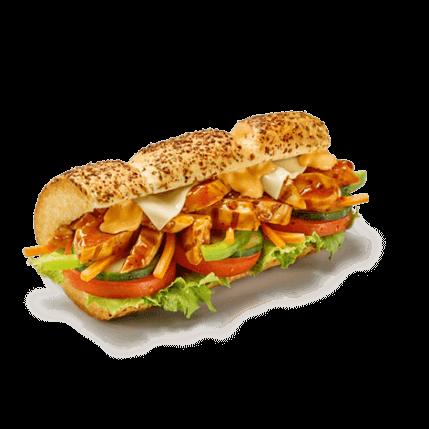 Subway - Chicken Teriyaki - Produkt