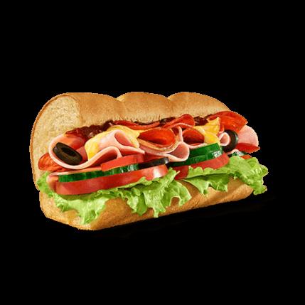Subway - Sub des Tages - Italian BMT - Produkt