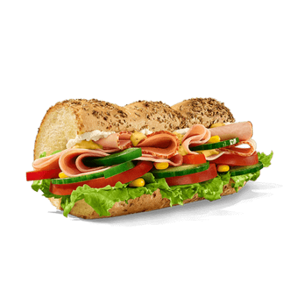 Subway - Sub des Tages - Turkey and Ham - Produkt