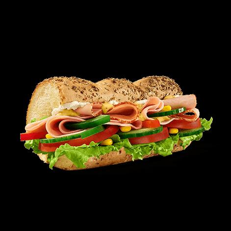Subway - Sub des Tages - Turkey and Ham - Produkt
