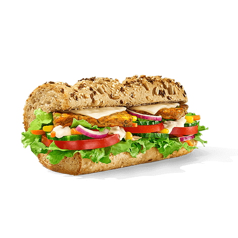 Subway - Sub des Tages - Spicy Vegan Patty - Produkt