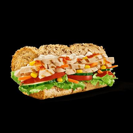 Subway - Sub des Tages - Chicken Breast - Produkt