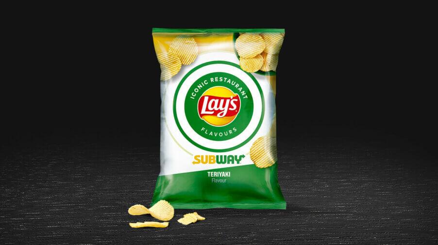 Lay's® Teriyaki Chips